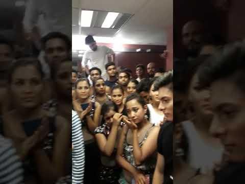 Zangoora lst show celebrate wid actors