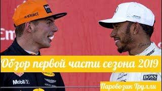 Формула-1. Итоги первой части сезона 2019