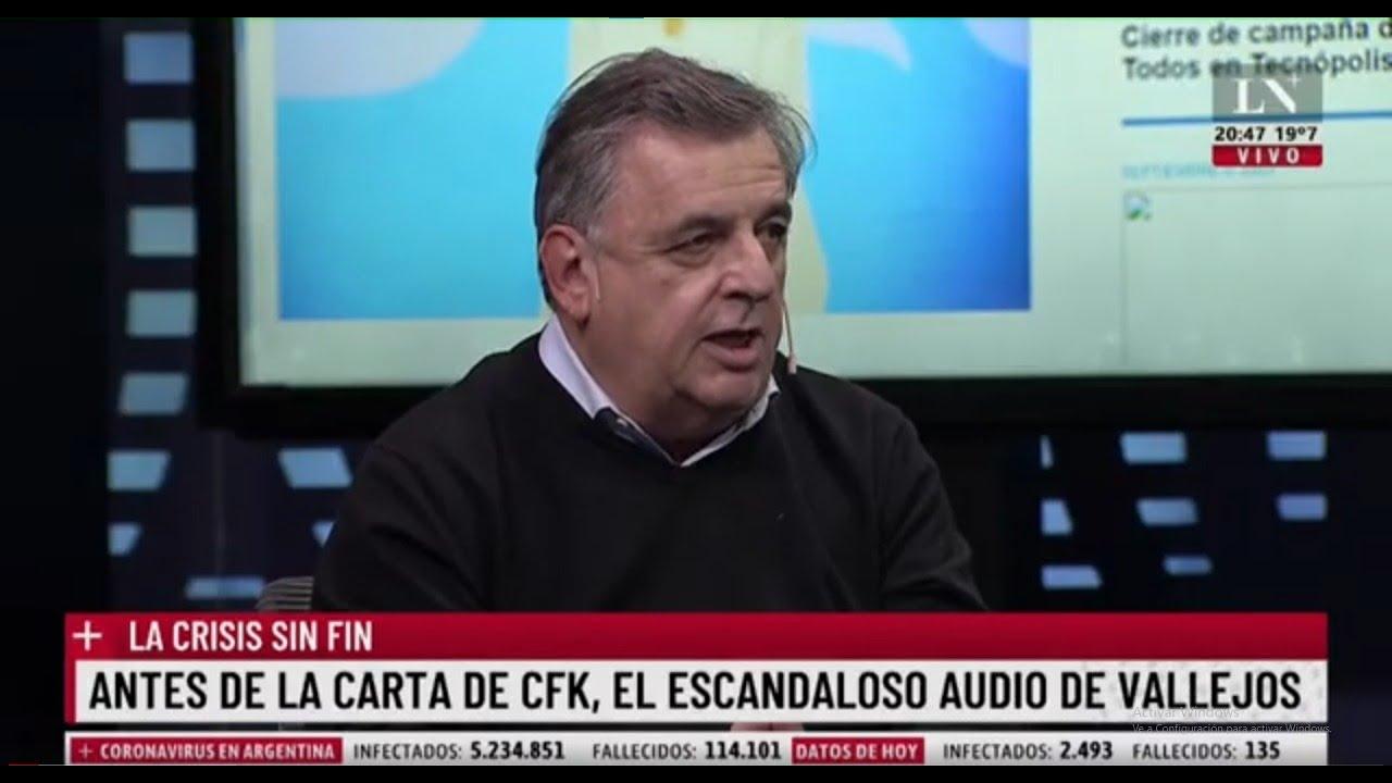 """Download Mario Negri: """"Nosotros estamos para cuidar a las instituciones desde el Congreso"""""""