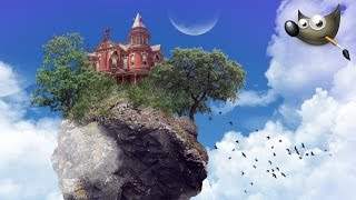 Gimp Tutorial (ITA) creare una grafica fantasy