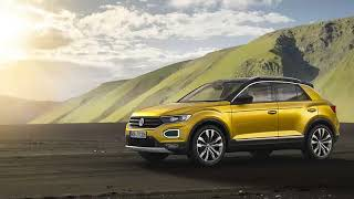 VW sketches T-Cross The original concept small SUV as it inches toward production