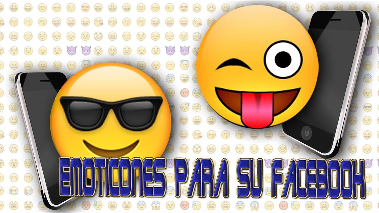 Como Poner Emoticones De Whatsapp, Para Tu Facebook 2015