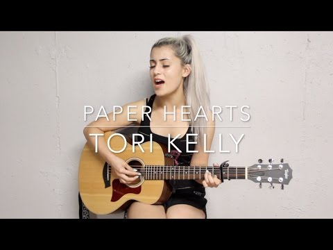Paper Hearts (Cover by Annie Wallflower)
