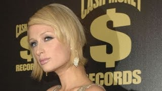 PARIS HILTON SIGNS CASH MONEY RECORD DEAL!