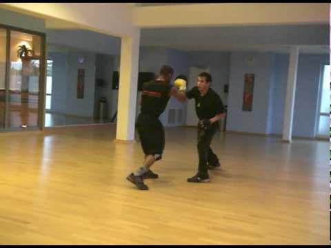 Yuriorkis Gamboa & Manny Masson Technical Training