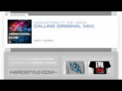 New Release | Omegatypez ft. The Vision - Calling (Original Mix)