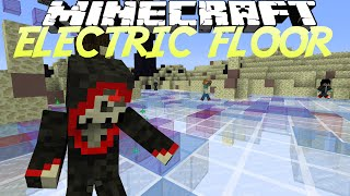 Oops Hades Minecraft Minigames - Electric Floor !!