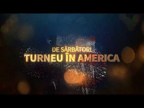 IONEL ISTRATI si ADRIAN URSU - TURNEU IN AMERICA (PROMO ADRESARE)