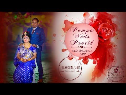 Pompa & Protik    Bengali Wedding Film    Jamshedpur