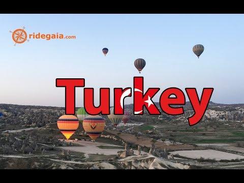 Ep 2 - Turkey - Motorcycle Trip Around Europe - Honda Transalp 700