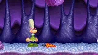Rayman Raving Rabbids (GBA) - Bosses (No Damage)