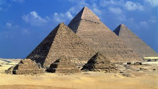 Die Pyramiden wurden gegossen!!!
