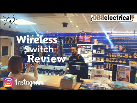 The Wireless Switches you've all asked about!!