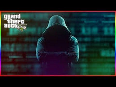 Hacker vs Hacker / GTA V ONLINE