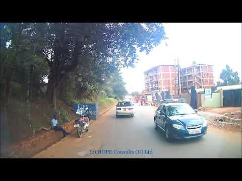 Kamwokya To Mulago Drive Via Mawanda Road