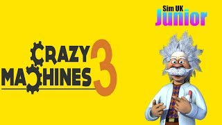 Crazy Machines 3 Around the World in 80 Puzzles #1