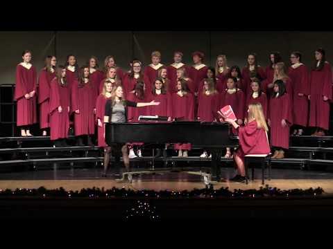 Amery High School Holiday Concert 2019