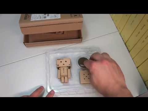 Kaiyodo Revoltech Danboard Mini Kurz Vorgestellt