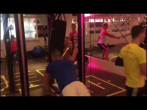 Functional training fitness bij Healthcenter Rotterdam Zuid