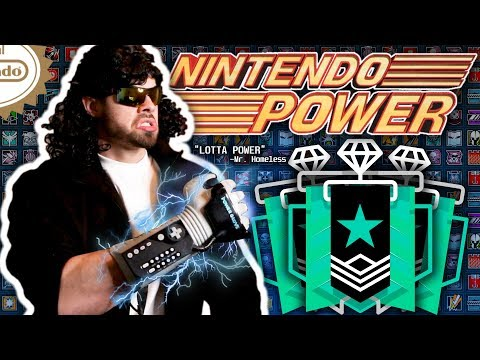 PC Gaming with the 1989 NES Power Glove