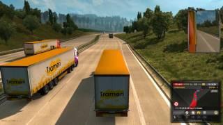 Мои первые дальние покатушки! Euro Truck Simulator 2 Multiplayer #1 серия