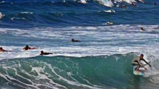 Beach Boys Surfin`USA + Surf Bilder