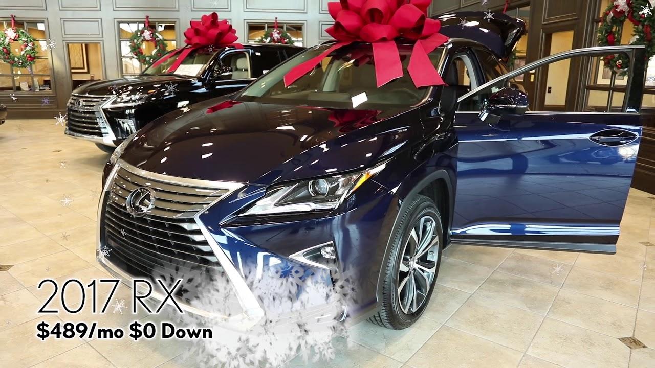 Lexus December To Remember 2017 V2