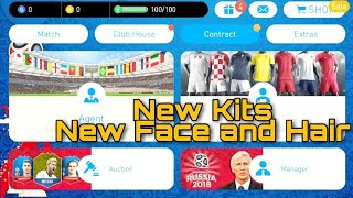 TMPatch Russia World Cup 2018 pes 2.3.2 [ Added New Face & Hair]
