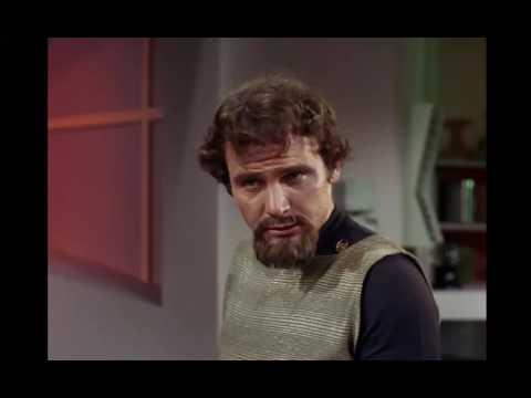 Klingon Insults Enterprise In Front Of Scotty