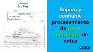 OrgPlus - Procesamiento Altos Volumenes (Español)