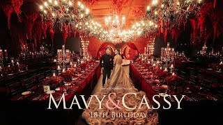 Mavy and Cassy Legaspi's 18th Birthday | Highlights Video by Nice Print Photography