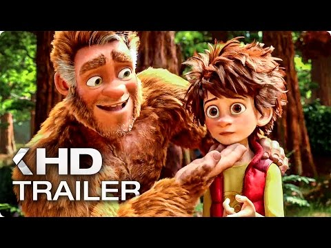 THE SON OF BIGFOOT International Trailer (2017)