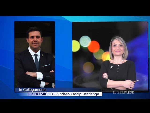 Speciale Coronavirus, parola al sindaco di Casalpusterlengo e ai Vigili del Fuoco