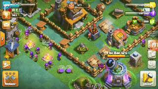 COC Town Hall 11 gameplay and base and how to win attack and in builder