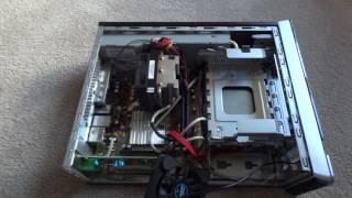 HP Slimline Over-Heating Solutions