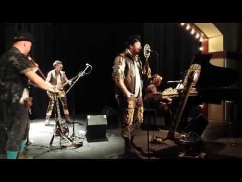 Abney Park - Letters Between a Little Boy and Himself as an Adult (Live)