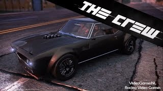 The Crew | Chevrolet Camaro RS 1969 Gameplay (PS4 & Xbox One) [HD]