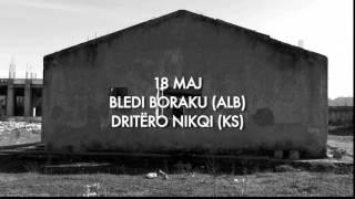 Bledi Boraku and Dritëro Nikqi // 18 May // NO RECESS at HAMAM Bar Prishtina