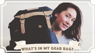 What's In My Camera Bag? / Travel Vlogging Equipment