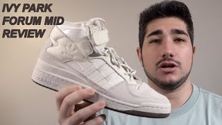 Ivy Park X Adidas Forum Mid Review