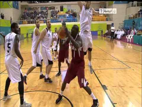 Jordan - Qatar (Arab GAMES / Doha 2011, Final)