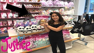 SUPER JUMBO Squishies at Justice | Squishy Vlog