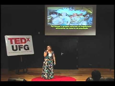 Educação, direito de todos?: Mary Aune-Cruz at TEDxUFG