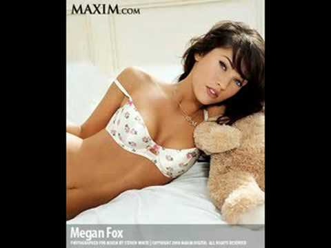 Megan Fox - Maxim Magazine