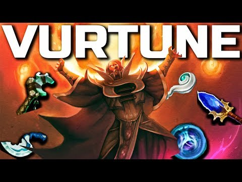 China Pro Invoker Vurtune is back with perfect Combos 7.06f Gameplay Patch - Dota 2