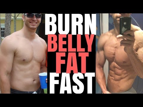 How To Lose Stomach Fat Fast | Plan