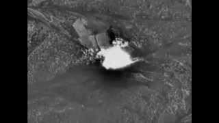Видео от вежливых пилотов ВКС ВВС РФ в Сирии за 04 10 15