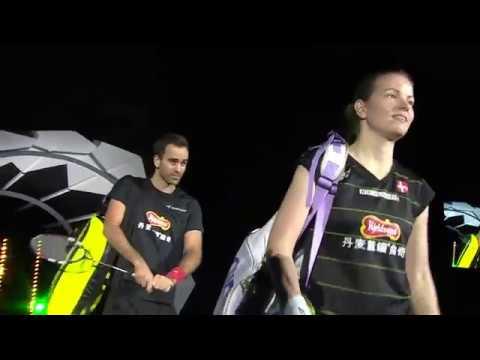 Dubai World Superseries Finals 2016 | Badminton Day 2 M5-XD | Fis/Ped vs Ahm/Nat