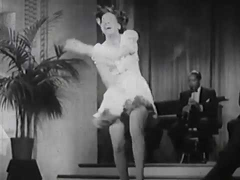 "Jeni LeGon in ""Double Deal,"" 1939"
