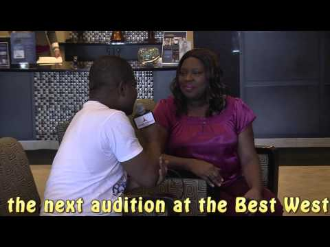 Quest Radio Spotlight at the 1st Audition of Rejoice Alberta Singing Competition